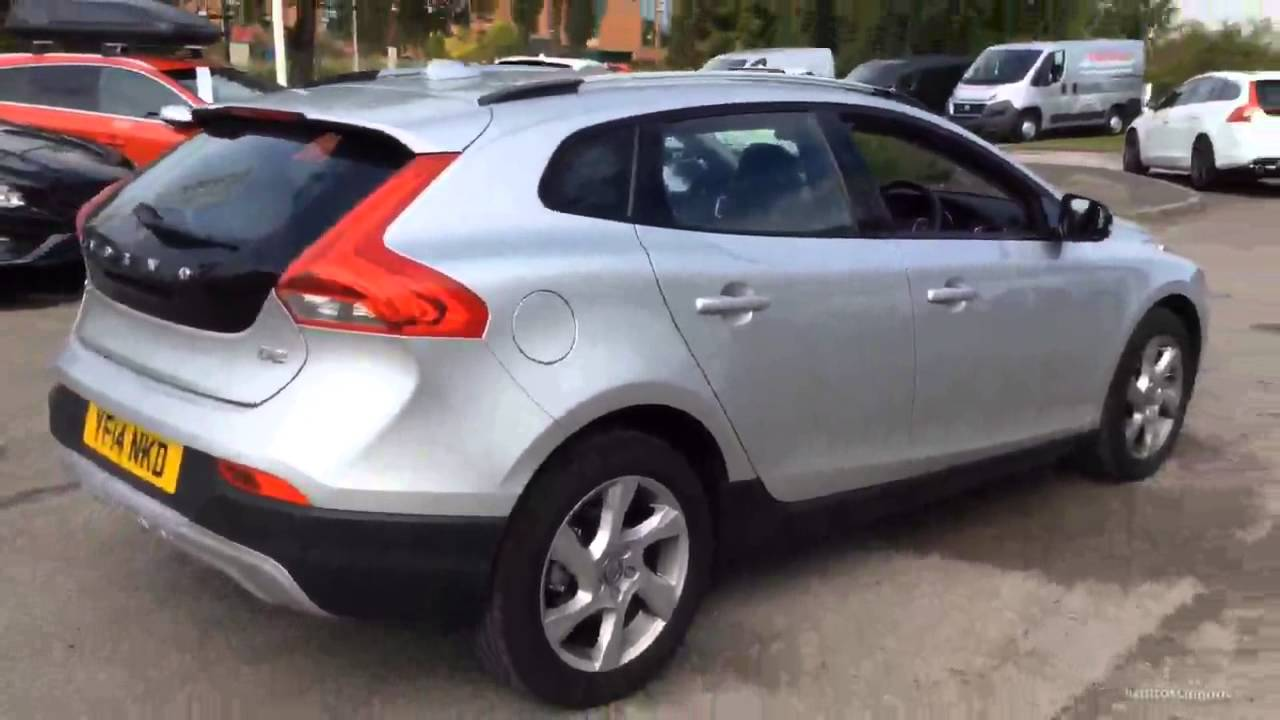 2014 volvo v40 d2 cross country lux youtube. Black Bedroom Furniture Sets. Home Design Ideas