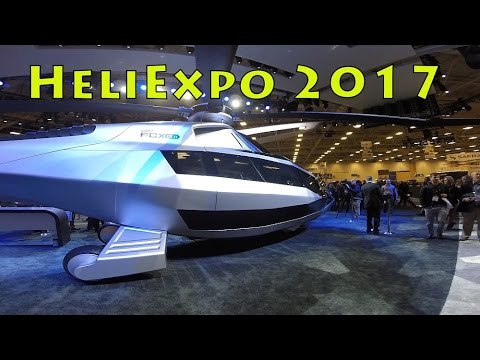 HeliExpo 2017 Dallas Texas