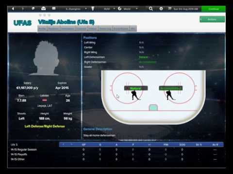 Сыграем в Eastside Hockey Manager 2015