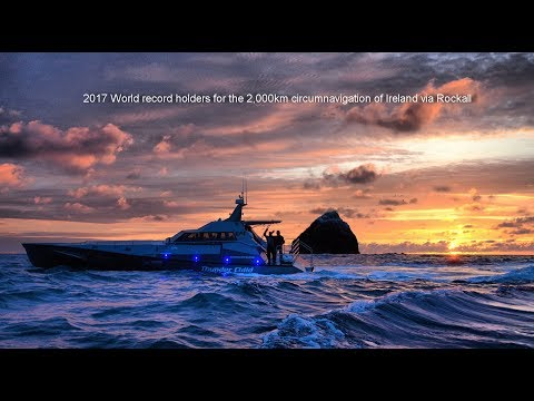 Safehaven Marine's Thunder Child's World Record attempt documentary