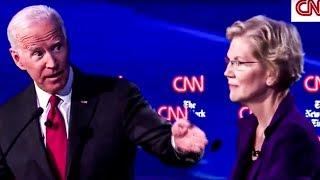 Joe Biden Goes BANANAS On Elizabeth Warren