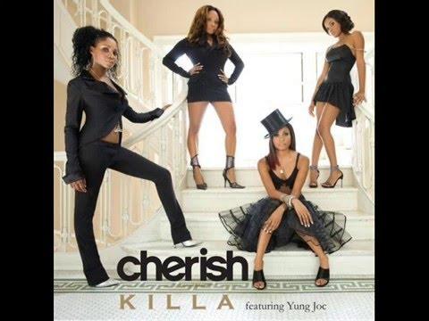 Cherish Ft. Yung Joc & 50 Cent - Killa [Gufi remix]