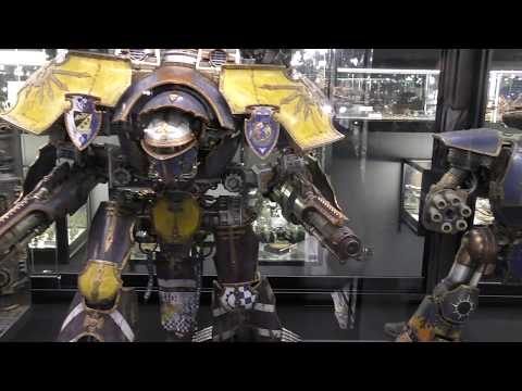 Warhammer World Exhibition 2017