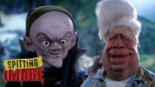 Boris Johnson & Dominic Cummings Go on a Half-Term Holiday | Spitting Image