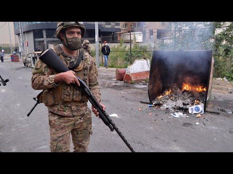تجدد المواجهات لليوم الثالث بين محتجين وقوات الأمن في مدينة طرابلس اللبنانية  - نشر قبل 3 ساعة