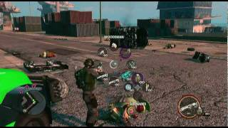 Saints Row 3 Gameplay - Brett Foba