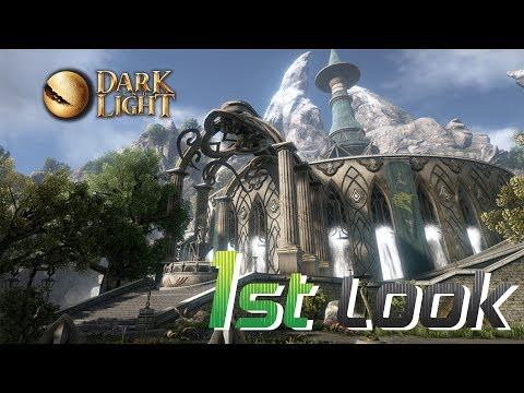 Dark and Light  First Look
