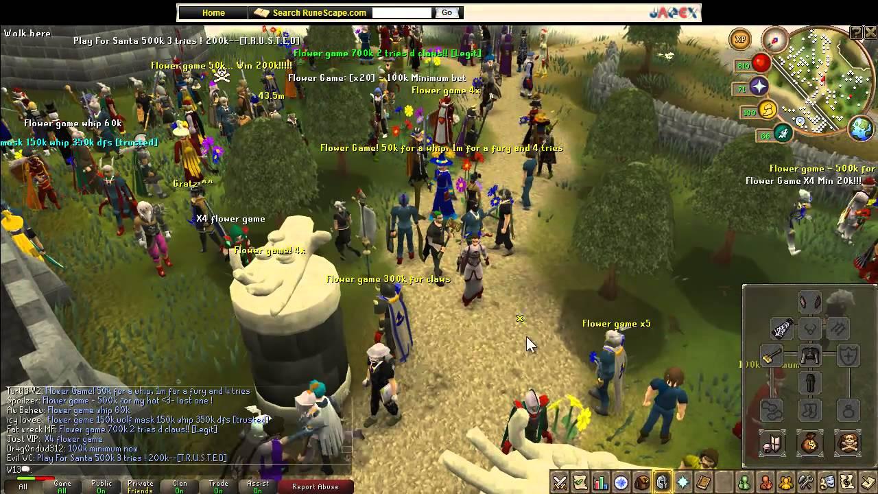 RuneScape - World 2 Grand Exchange