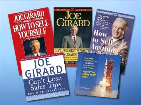 "Joe Girard Overview (Guinness ""World's Greatest Salesperson"")"