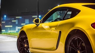 2017 Porsche 718 Cayman - exterior, interior, startup and nice footage!