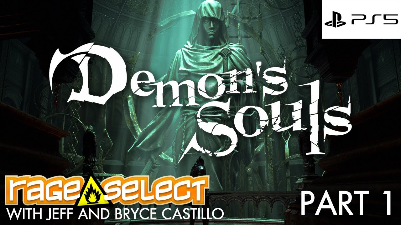 Demon's Souls (The Dojo) Let's Play - Part 1