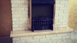 Декоративная плитка Prones Stones в интерьере зала, спальной, коридора, балкона.(Фабрика декоративного камня Prones Stones - это собственное производство качественного декоративного камня..., 2015-11-22T20:46:05.000Z)
