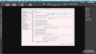 ٢- الدرس الثاني - InDesign CC 2015 - واجهة البرنامج