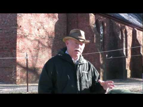 Dr. William Kelso Discusses the 1608 Church Site at Jamestown, Virginia