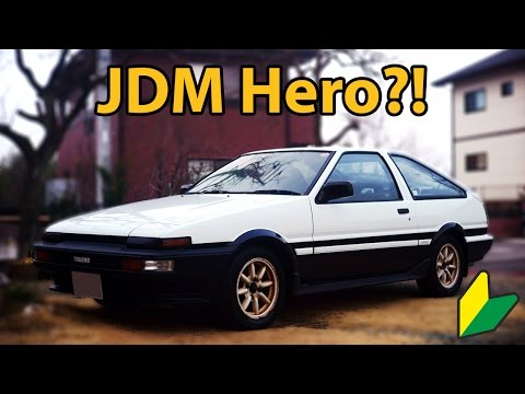 5 Reasons Why You Should Buy The Toyota Corolla AE86!!
