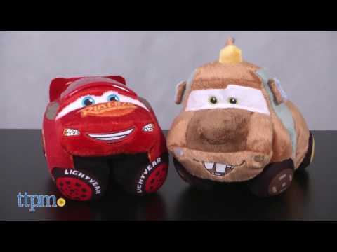 Cars 3 Dream Lites Lightning Mcqueen Mater From Pillow Pets Youtube