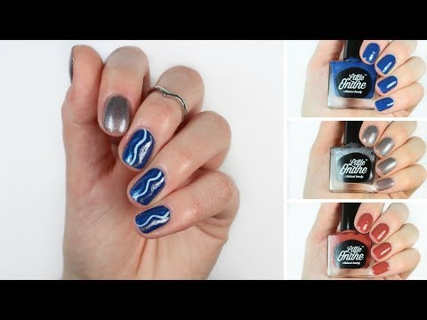PEEL OFF NAIL POLISH??? Wear Test and Review!