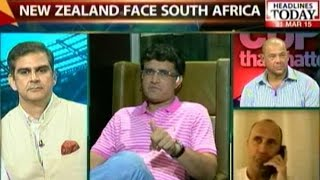 Classic Semi Final Show Down In Cricket World Cup 2015