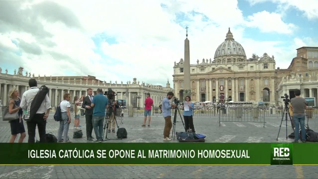 Matrimonio Iglesia Católica : Red iglesia catÓlica se opone al matrimonio homosexual