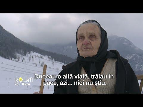 Izolaţi în România: Locuitorii cătunelor Bârnadu şi Trei Fântâni din Munţii Ceahlău (@TVR1)