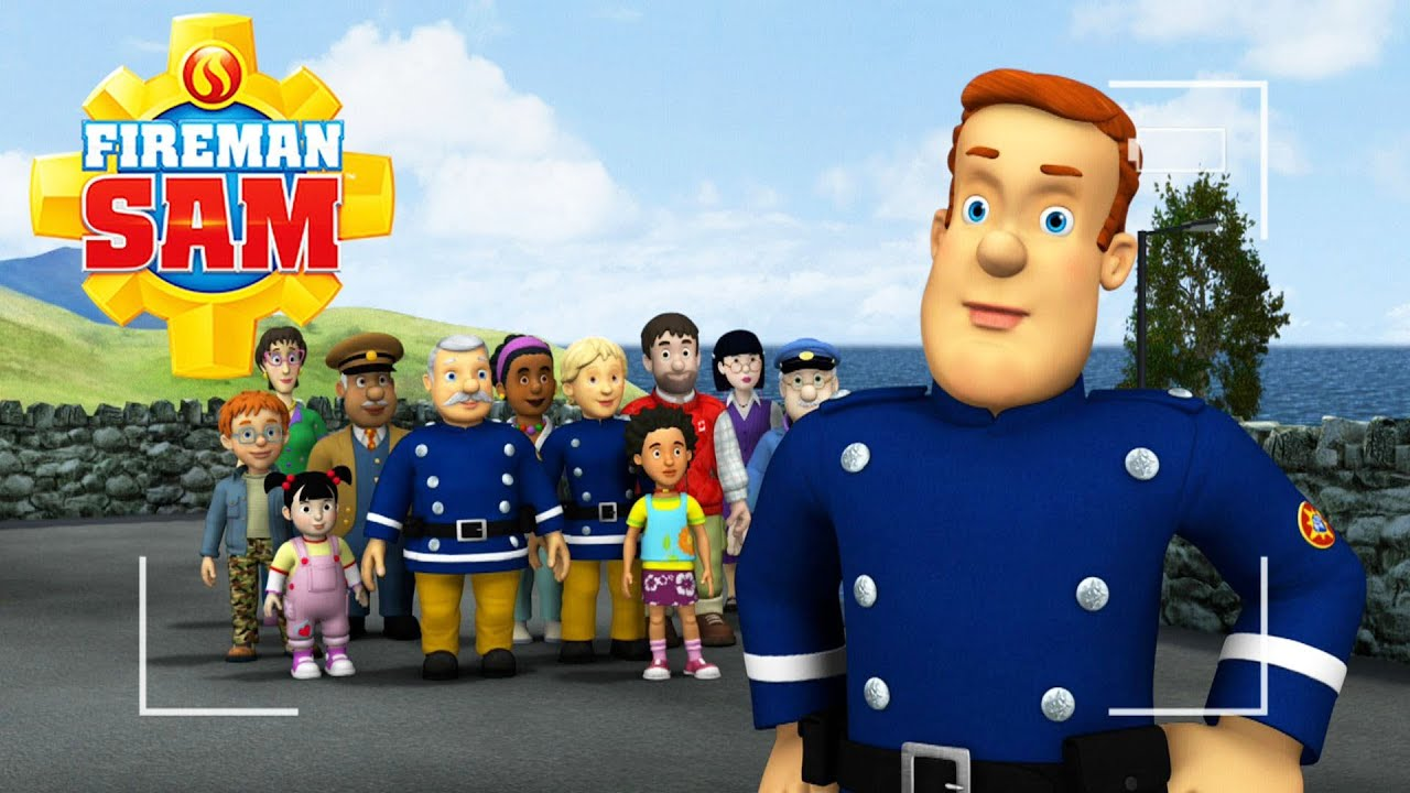 fireman sam us official a song about fire safety youtube. Black Bedroom Furniture Sets. Home Design Ideas