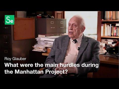 Scientific Work in Los Alamos Program - Roy Glauber