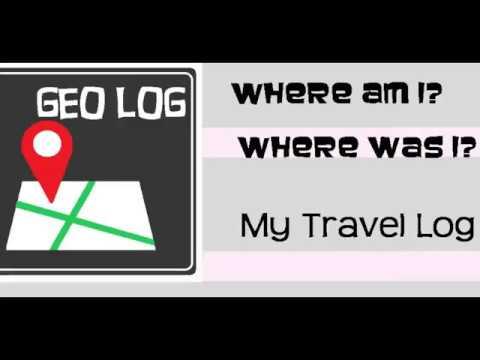 Where Am I? Geo Log APP Presentation