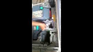 Cách vệ sinh và bơm mực máy Photocopy Toshiba E850
