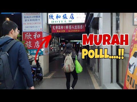 TKI TAIWAN  || HOTEL MURAH DI TAIWAN , TEMPAT TKI TAIWAN......??