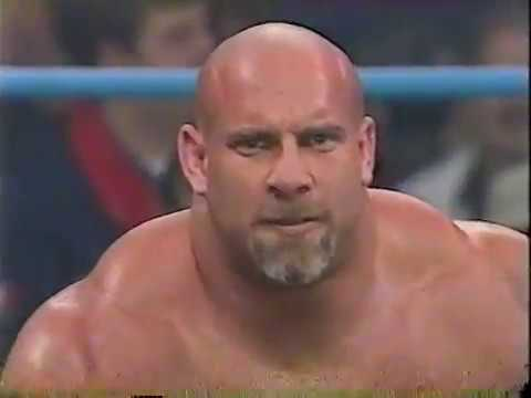 Goldberg vs. Kwee-Wee & Mike Sanders [2000-11-20]