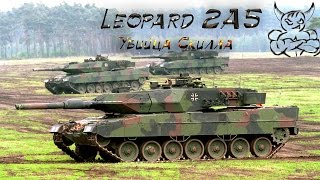 Leopard 2A5 - Апает стату и нерфит скилл в [Armored Warfare]