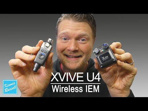 Xvive U4 Wireless In Ear Monitor System | Review