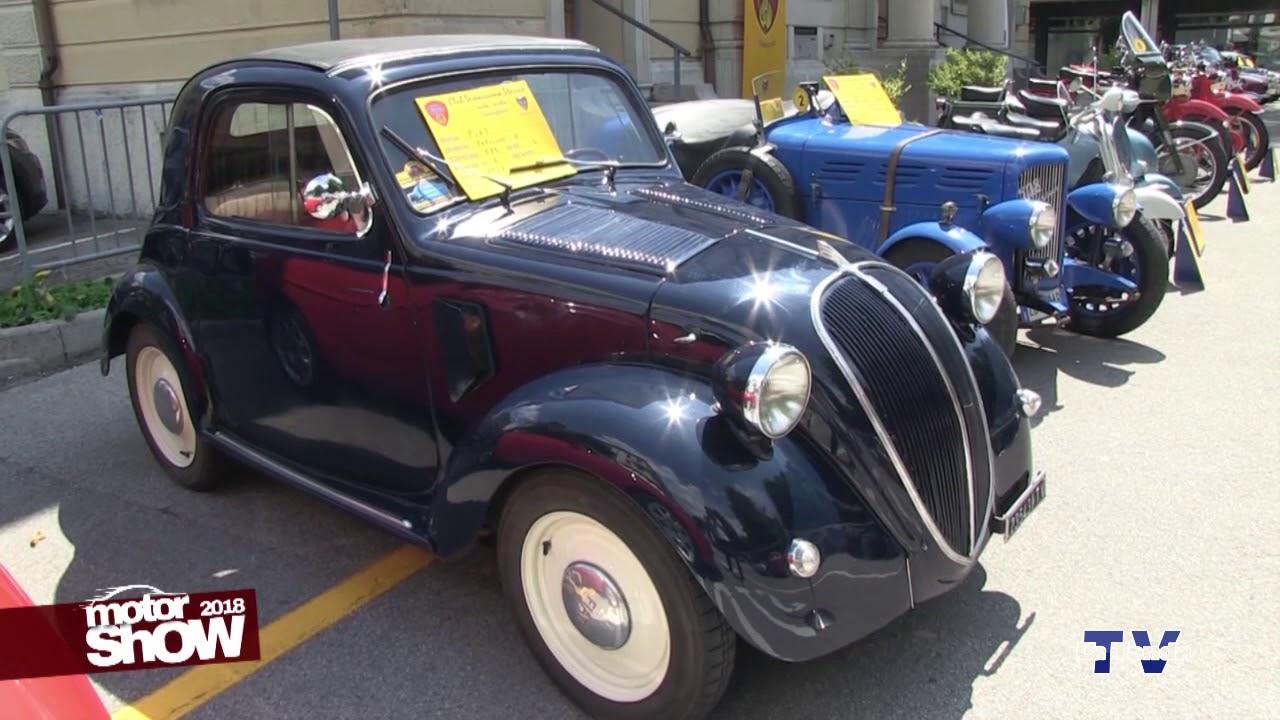 Motorshow 2018 a Vittorio Veneto