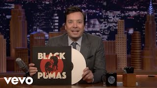 Black Pumas - Colors (Live on The Tonight Show Starring Jimmy Fallon)