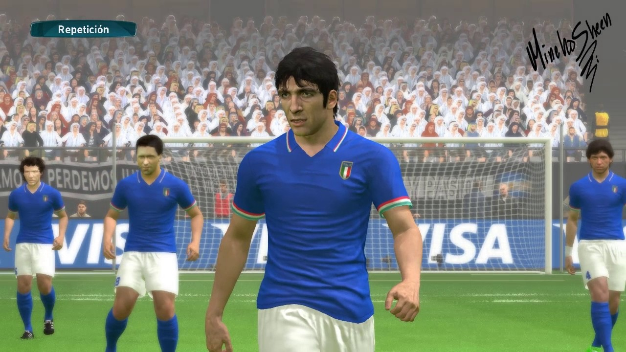 FACE Paolo Rossi By MinchoSheen PES2017