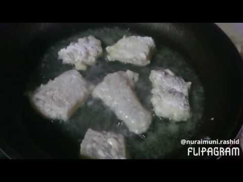 Buttermilk Fried Fish
