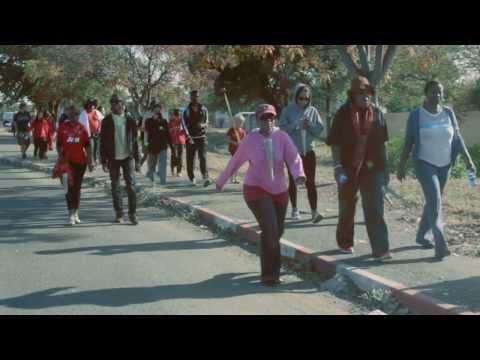 Rhino Awareness Walk Botswana