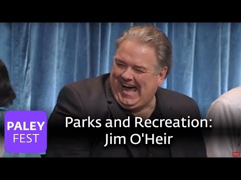 Parks and Recreation  Jim O'Heir Hopes Jerry Won't Retire