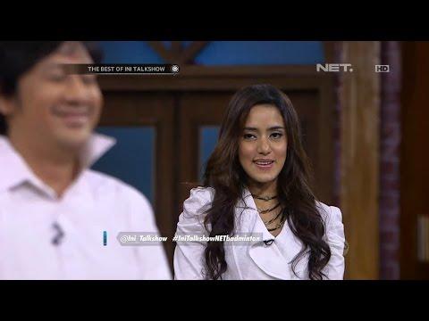 The Best of Ini Talkshow - Munculnya Shah Rukh Khan KW Bikin Fairuz Menyesal