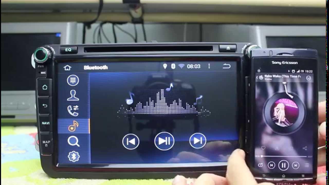 2 din car dvd player volkswagen vw in dash gps navigation. Black Bedroom Furniture Sets. Home Design Ideas