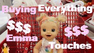 Buying Emma Everything she Touches!   Kelli Maple