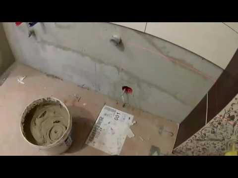Все этапы ремонта новостройки Делаю всё один с бетона