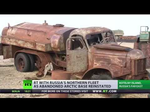 'Post-apocalypic' Arctic: Experience abandoned Soviet-era military base
