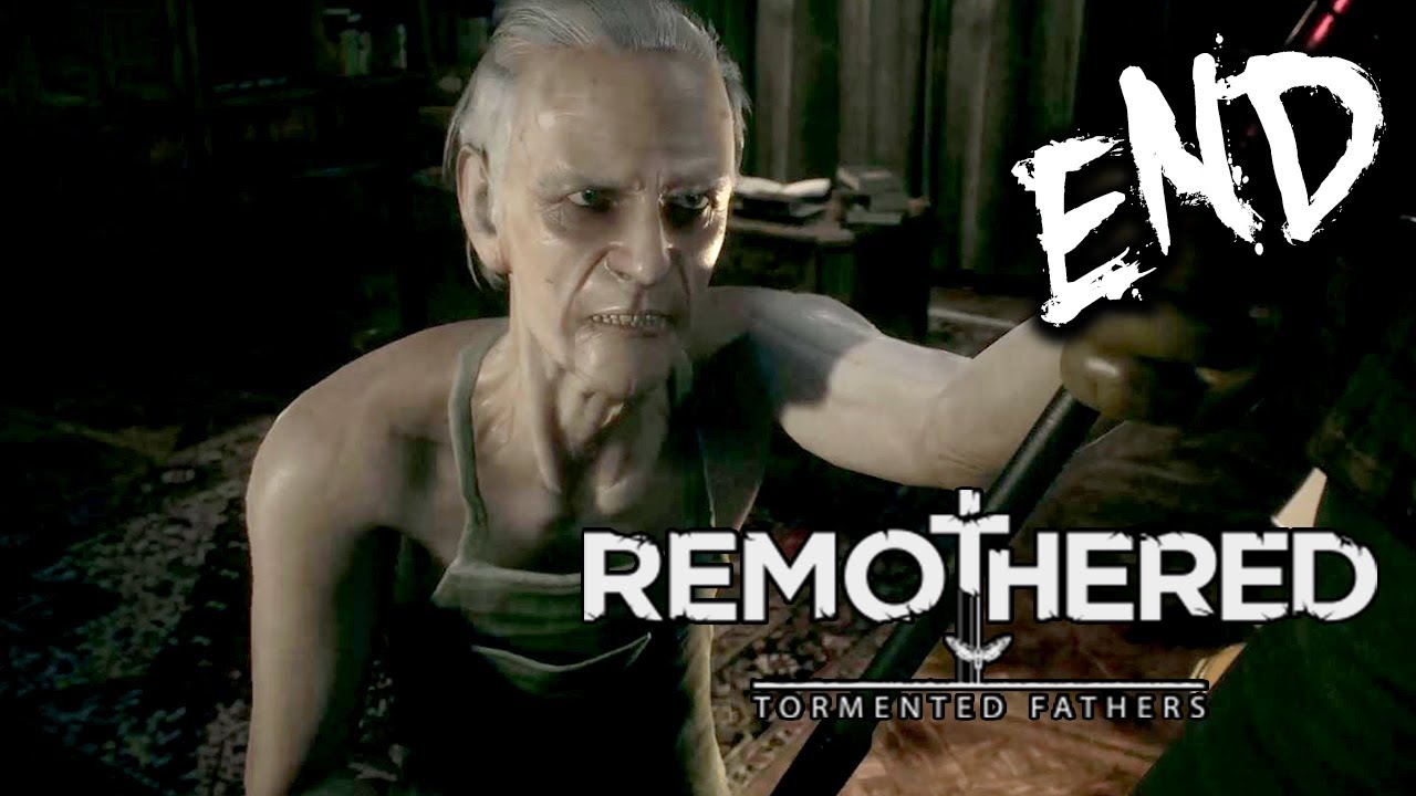 Remothered: Tormented Fathers Demo Ending《父礙》Last Part - 影片真相 - YouTube