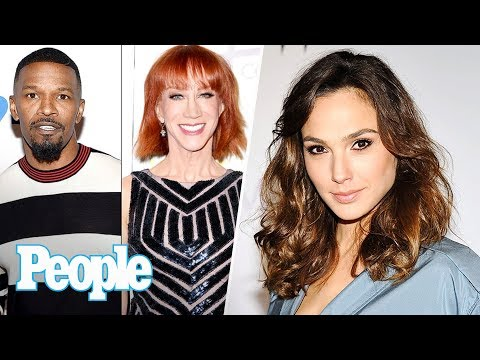 Jamie Foxx On Kathy Griffin Photo,