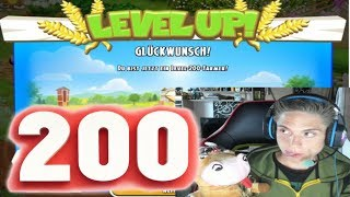 LVL UP! LEVEL 200! Hay Day LIVE 500 Diamanten Give-Away! | SyromerB