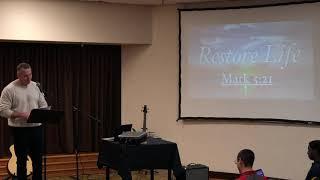Reveille: Awaken Opportunities (11/11/2018)