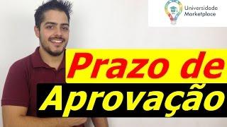 PRAZO PARA APROVAR PAGAMENTO MERCADO PAGO - MERCADO LIVRE VIDEO APOIO 09 - UNIVERSIDADE MARKETPLACE