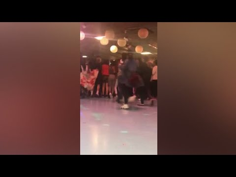 Fight breaks out at Glendale Skating rink