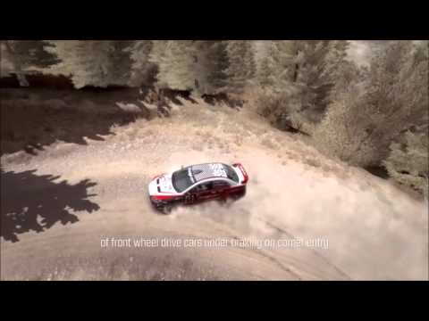 Dirt Rally's Video Tutorials